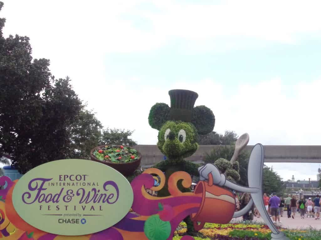 Epcot Food and Wine Festival WDW polkadotsandpixiedust.com