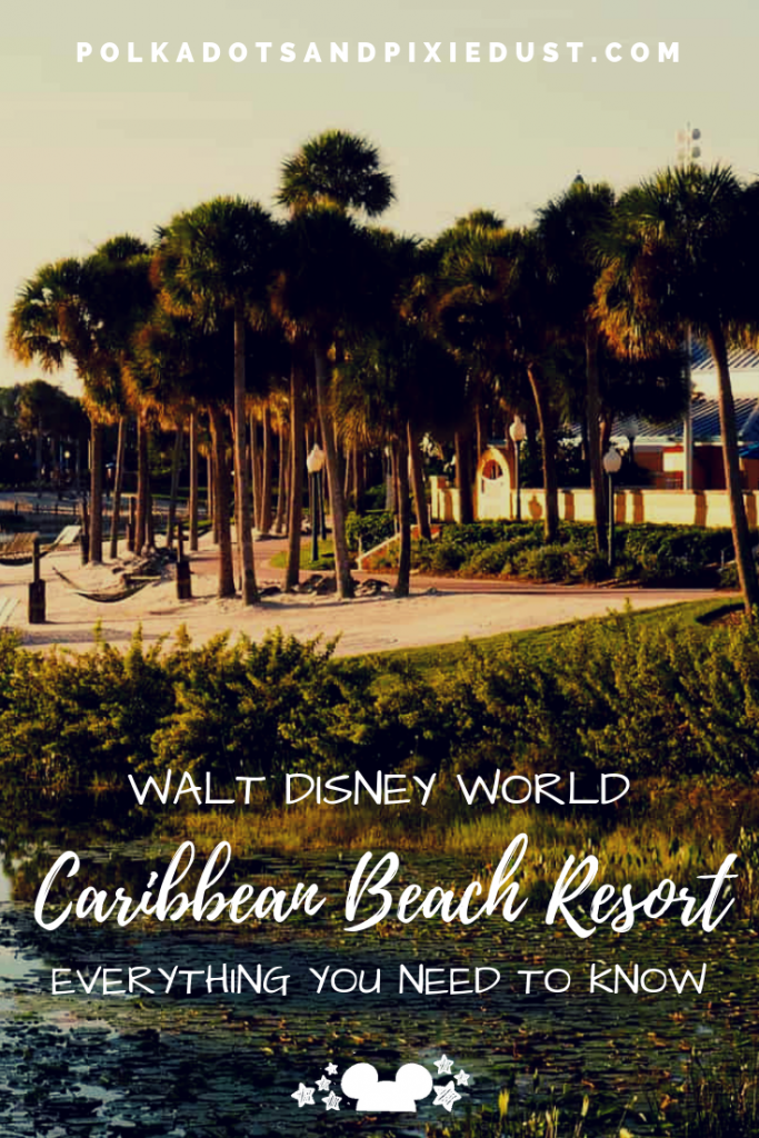 Caribbean Beach Resort at Walt Disney World has just be refurbished, has a new restaurant and will be will be one of the Disney Skyliner resorts! Here is everything you need to know. #polkadotpixies #disneyresorts #disneytips