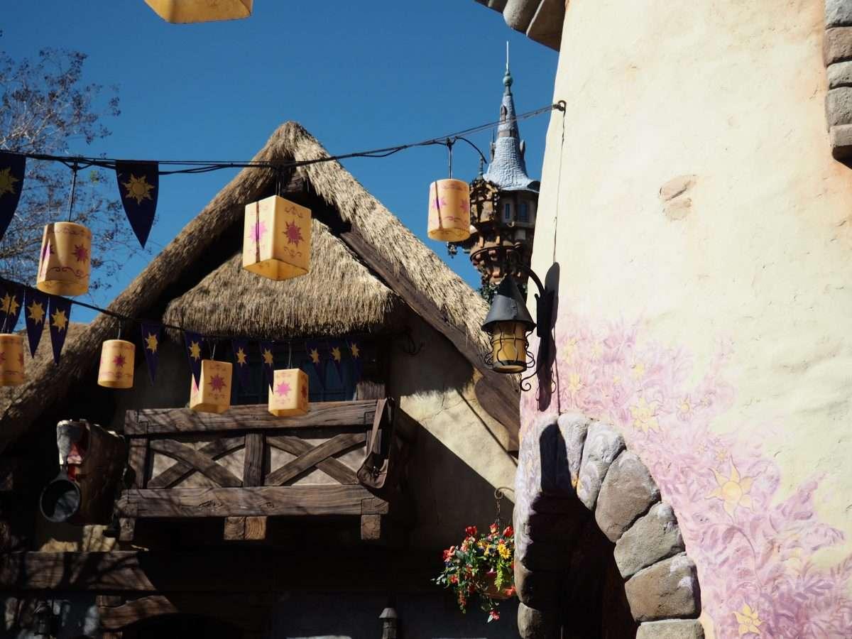 Hidden Pascals Game at Walt Disney World