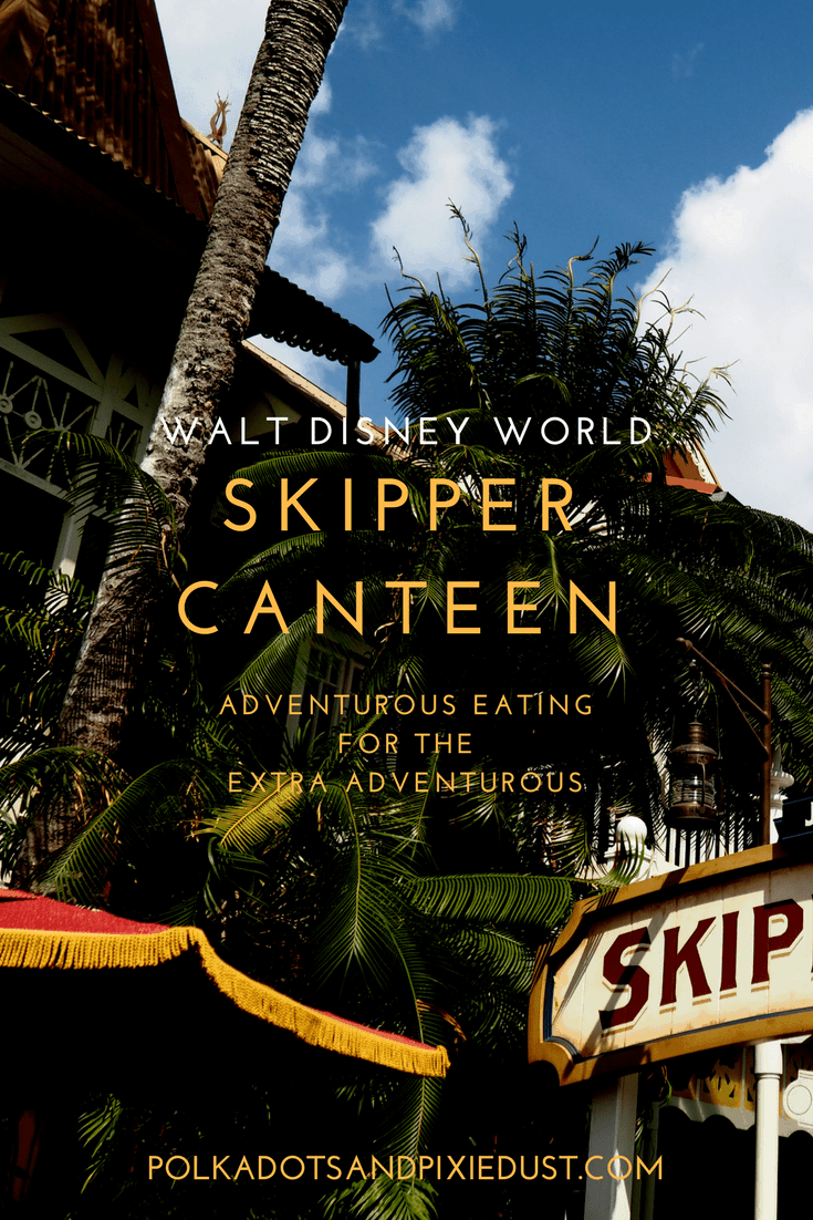 skipper canteen restaurant at magic kingdom restaurant review #disneyrestaurantreview #disneyreviews #disneyshippercanteen