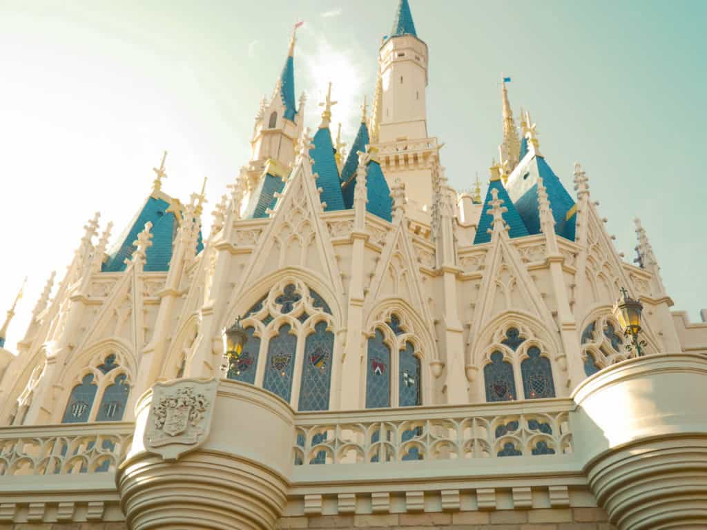 Cinderella's Royal Table Restaurant Review
