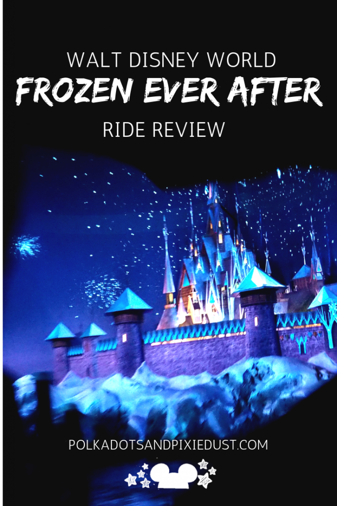 Frozen ever after Ride Review at walt disney world #frozeneverafter #waltdisneyworld #frozenatepcot #disneyfrozen #polkadotpixies