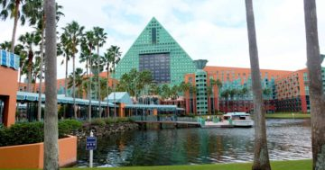 Dolphin Hotel: A Disney Resort Review