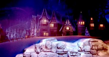 Frozen Ever After in Epcot, Walt Disney World