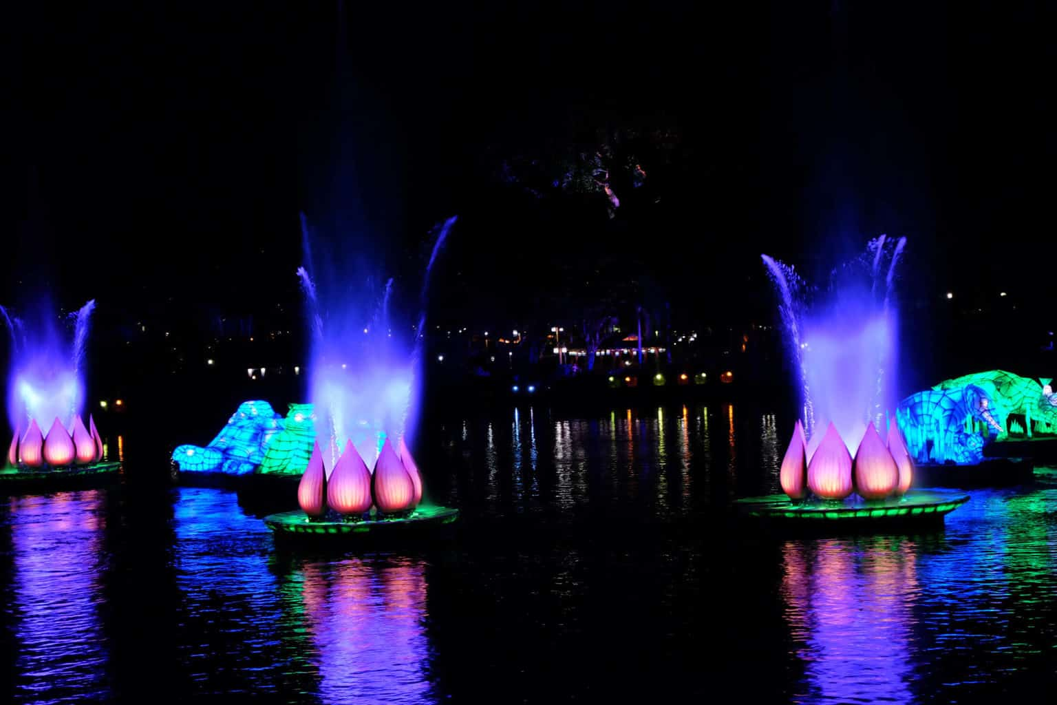 Rivers of Light at Animal Kingdom Review
