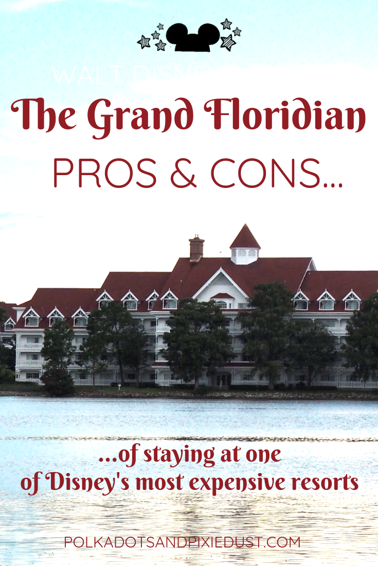 the Grand Floridian at Walt disney World. What it means to stay at one of the most expensive resorts on Disney property, the atmosphere, the rooms, the food, everything. #grandfloridian #disneygrandfloridian #disneyresorts #polkadotpixies #waltdisneyworld