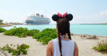 Disney Cruise Castaway Cay Day