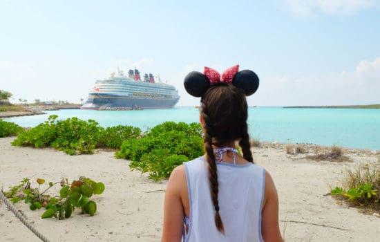 Disney Cruise Castaway Cay Day