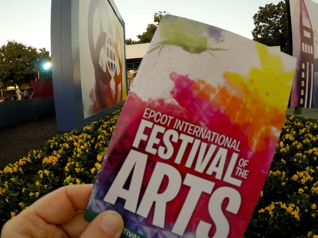festival of the arts passport disney