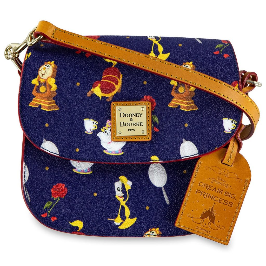 disney dooney and bourke bags for beauty and the beast 2019