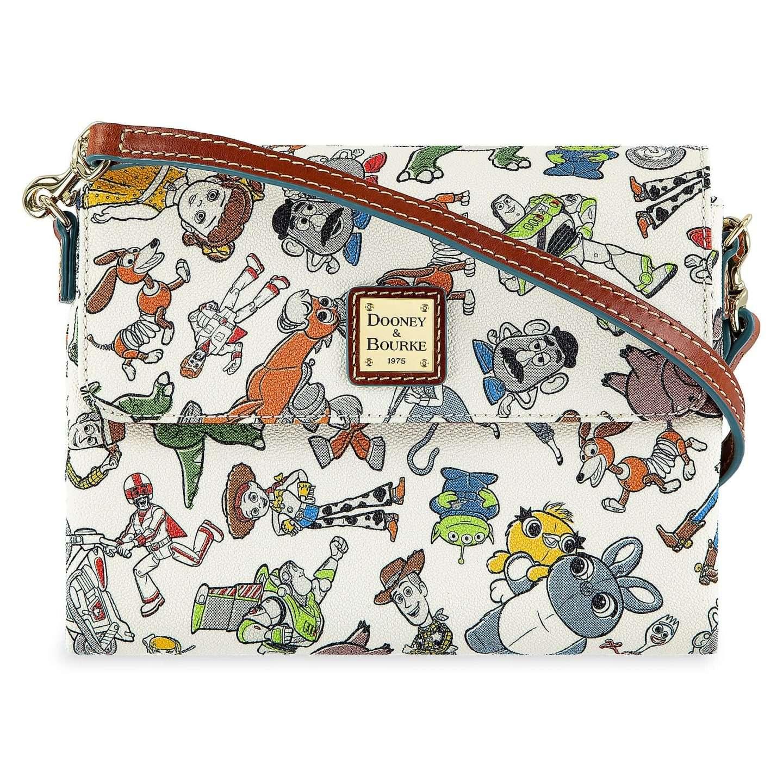 Dooney and Bourke Disney Bags Release Timeline - Polka Dots