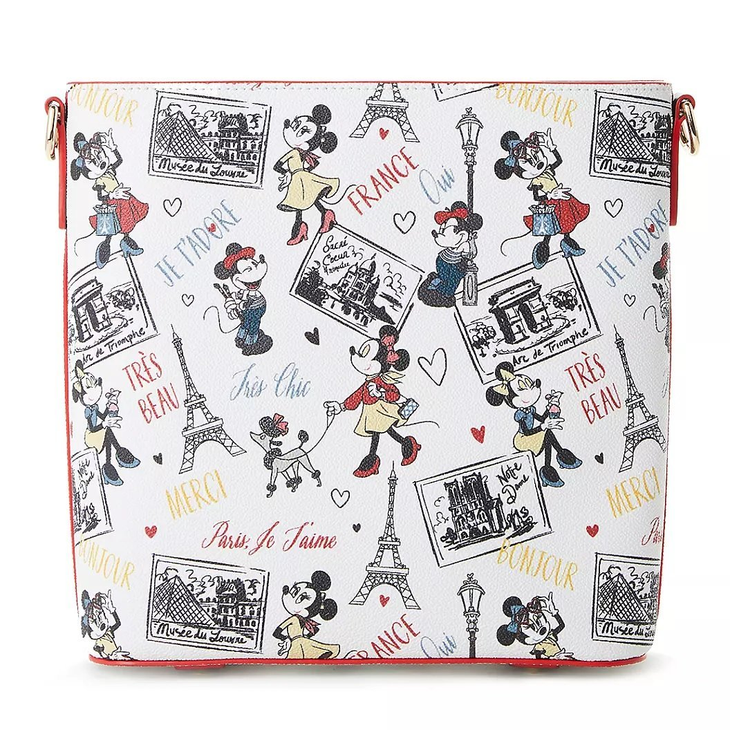 Minnie Mouse Dooney and Bourke Bag 2020