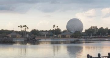 Epcot Bucket List