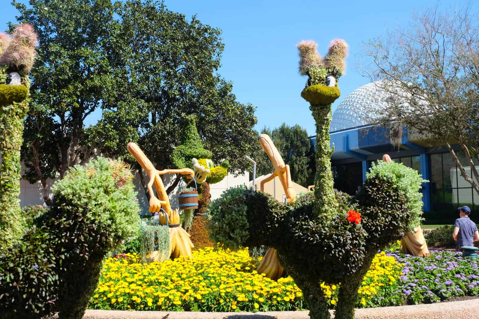 Epcot International Flower and Garden Festival, Epcot, Walt Disney World