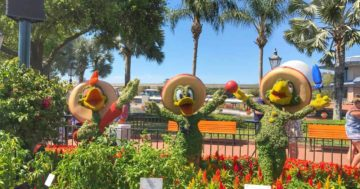 Epcot Flower and Garden Festival: Why You Should Visit
