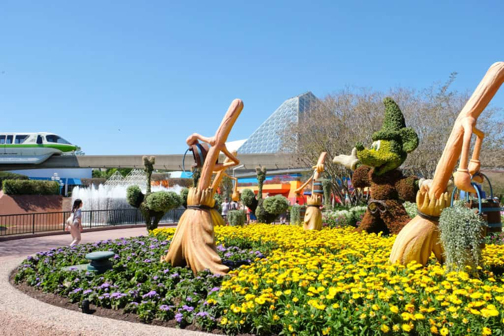 disney flower and garden festival