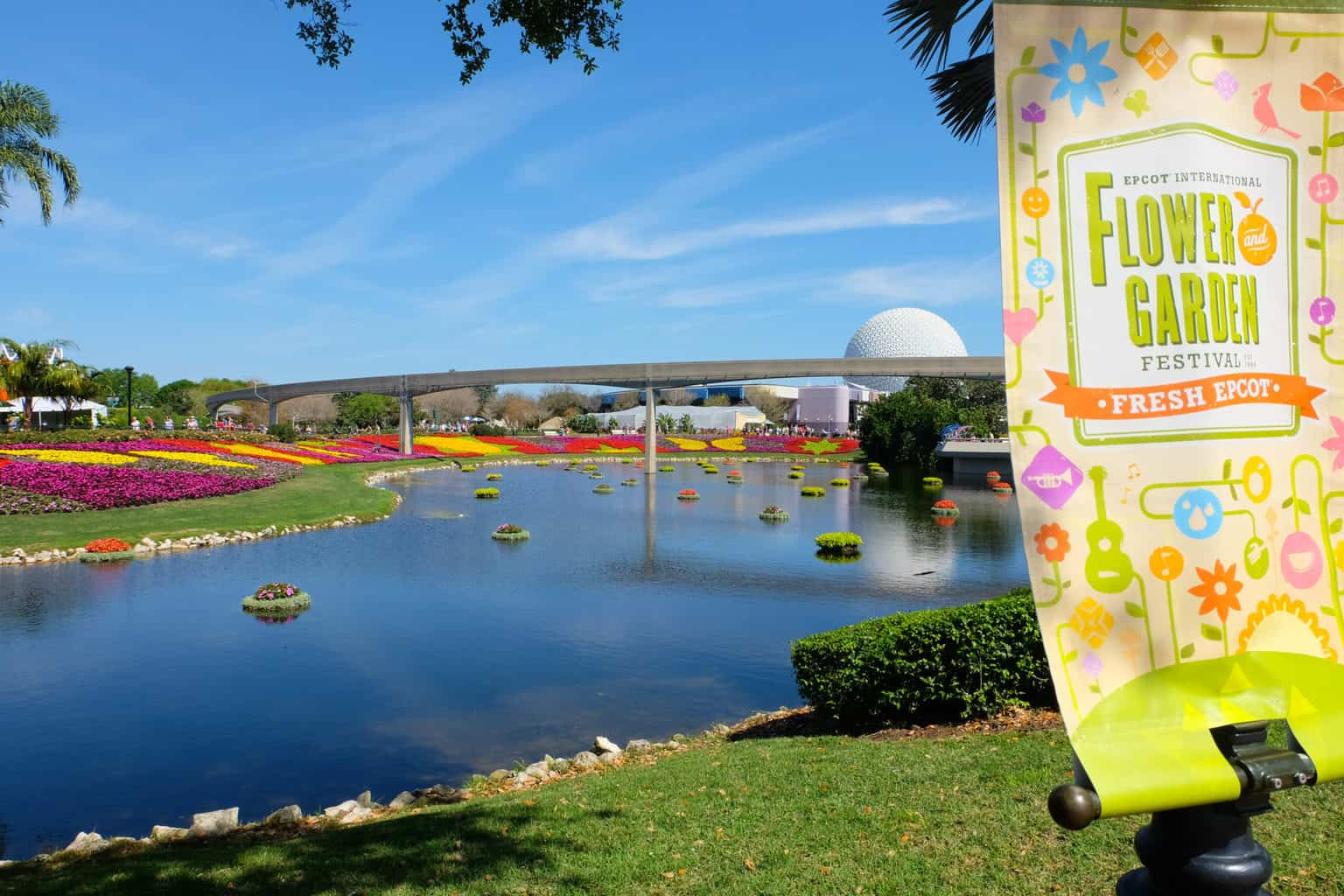 Epcot Flower and Garden Festival Best Foods