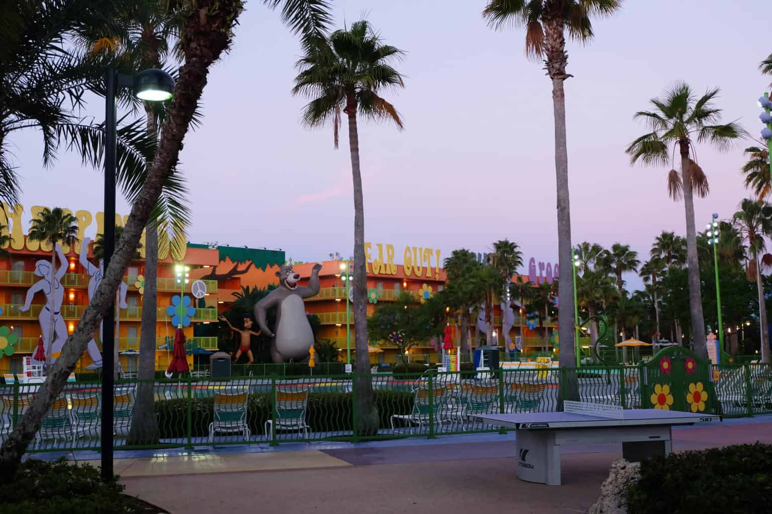 Pop Century, Walt Disney World Resort Review