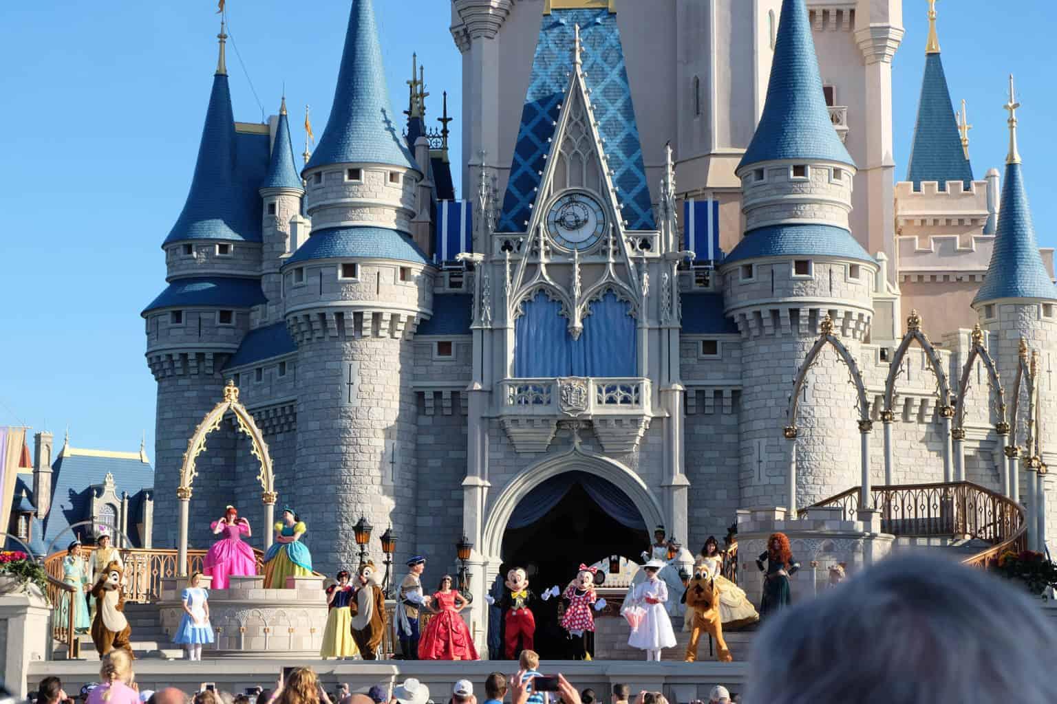 Magic Kingdom Top 10 Things to Do