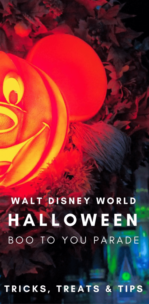 Disney Halloween Shirts Boo to You Parade