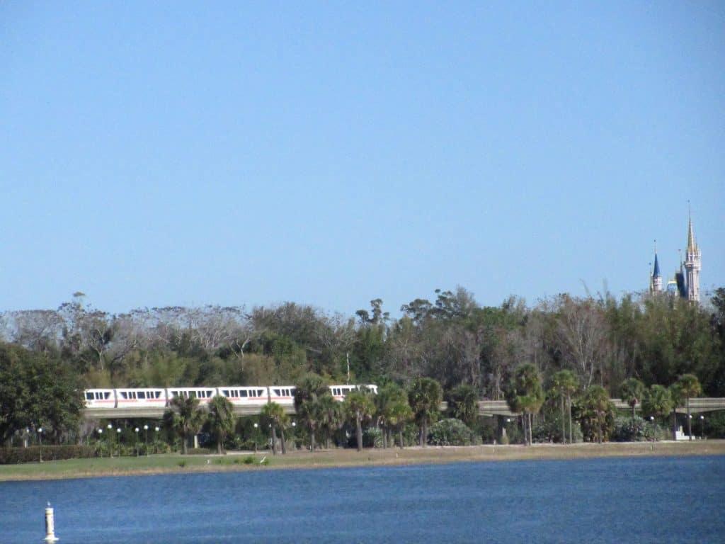 Monorail Disney Resort hopping