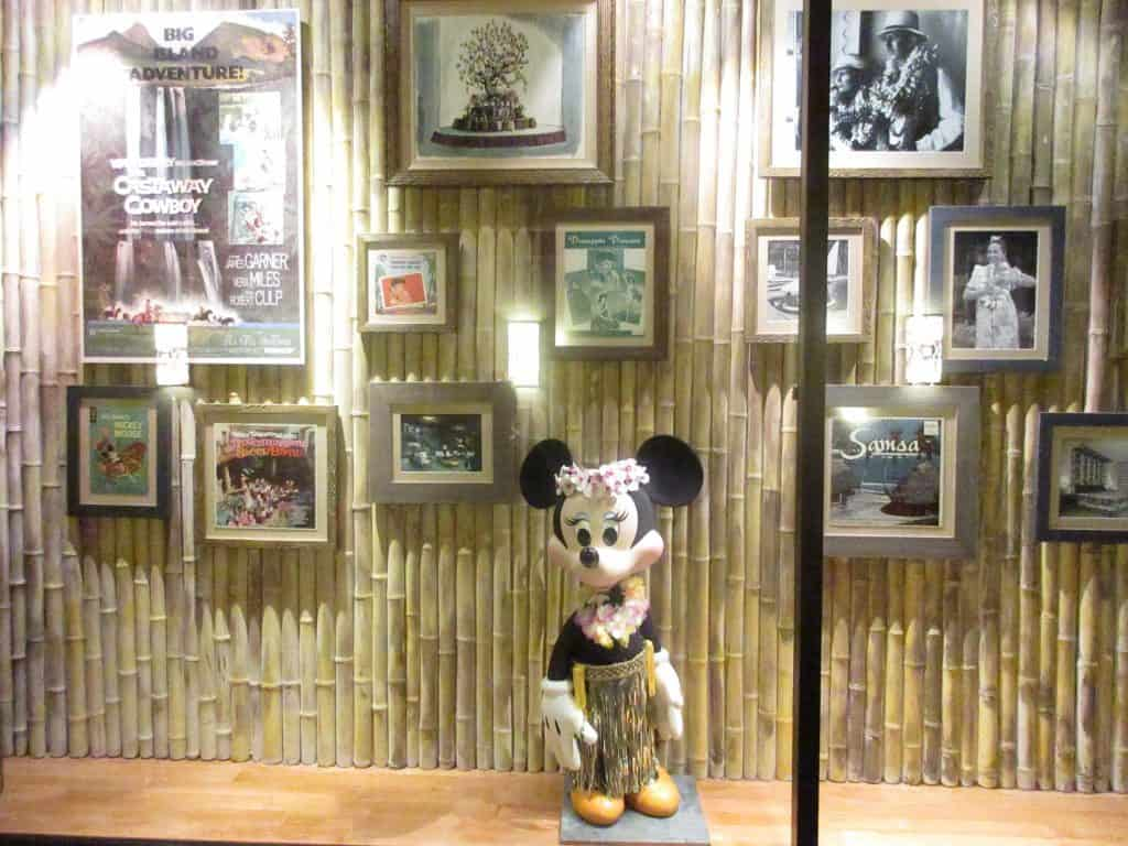 Polynesian Pineapple Princess Minnie Mouse