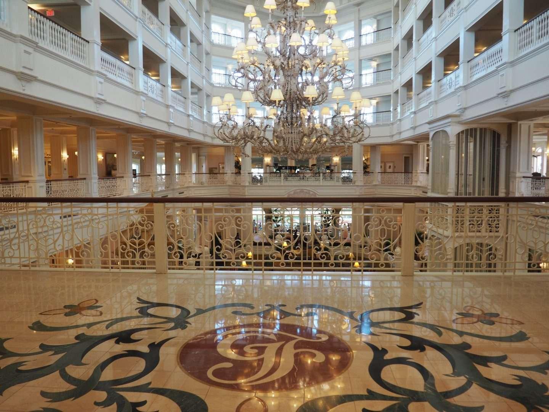 grand floridian at walt disney world monorail resort