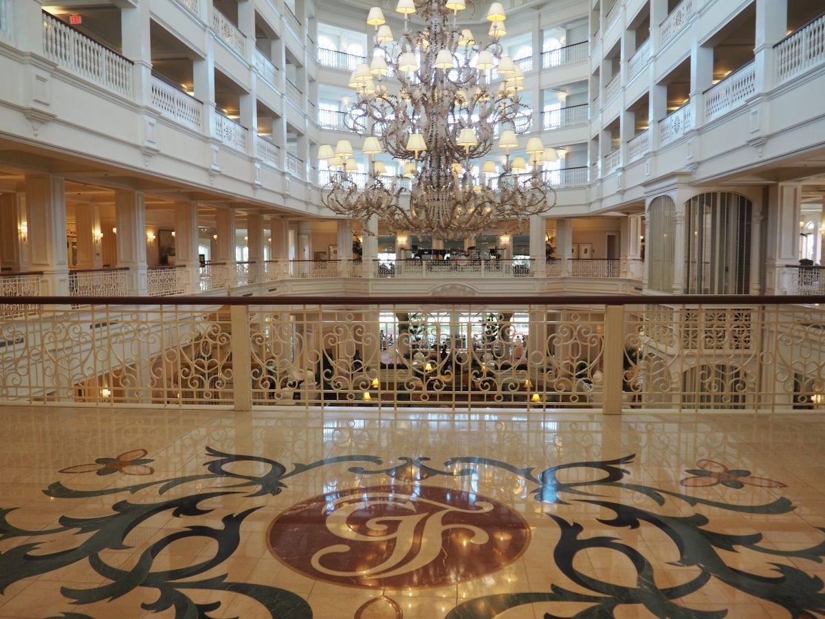 The Changes Coming to the Grand Floridian Resort and Spa