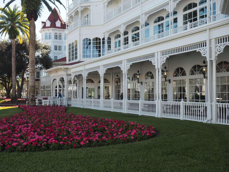 Grand Floridian Resort Free Day at Disney