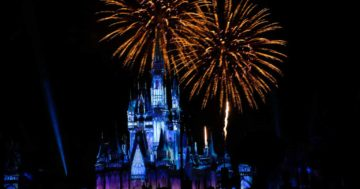 Celebrating New Years at Walt Disney World