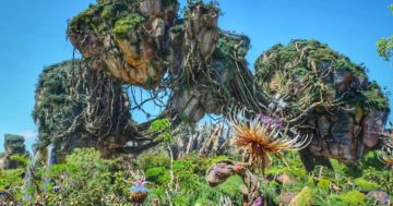 Pandora World of Avatar Animal Kingdom