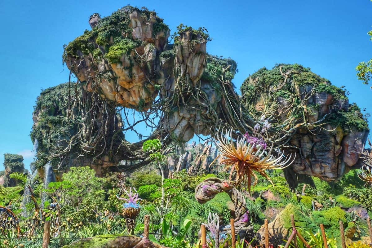Pandora World of Avatar Review, Things to Do