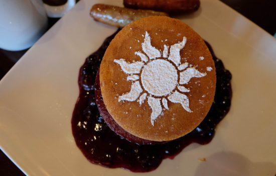 Bon Voyage Character Breakfast at Trattoria al Forno