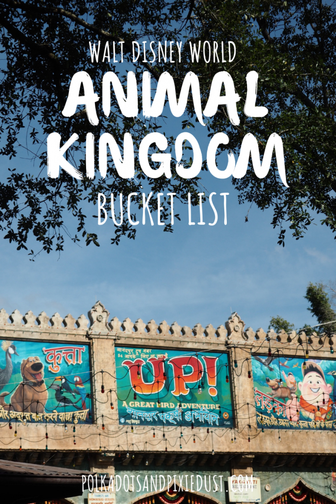 Animal Kingdom at Walt Disney World REstaurants, Rides, Shows and More. Everything to eat, see and do at Animal Kingdom. With Toy Story Land, Star Wars and more. #polkadotpixies #disneytips #animalkingdom