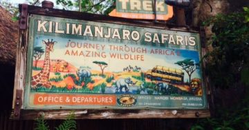 Animal Kingdom Checklist