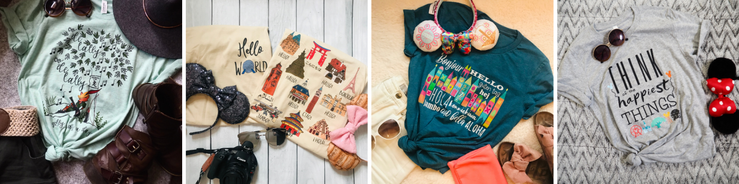 disney vacation shirts for families and disney vacation shirts