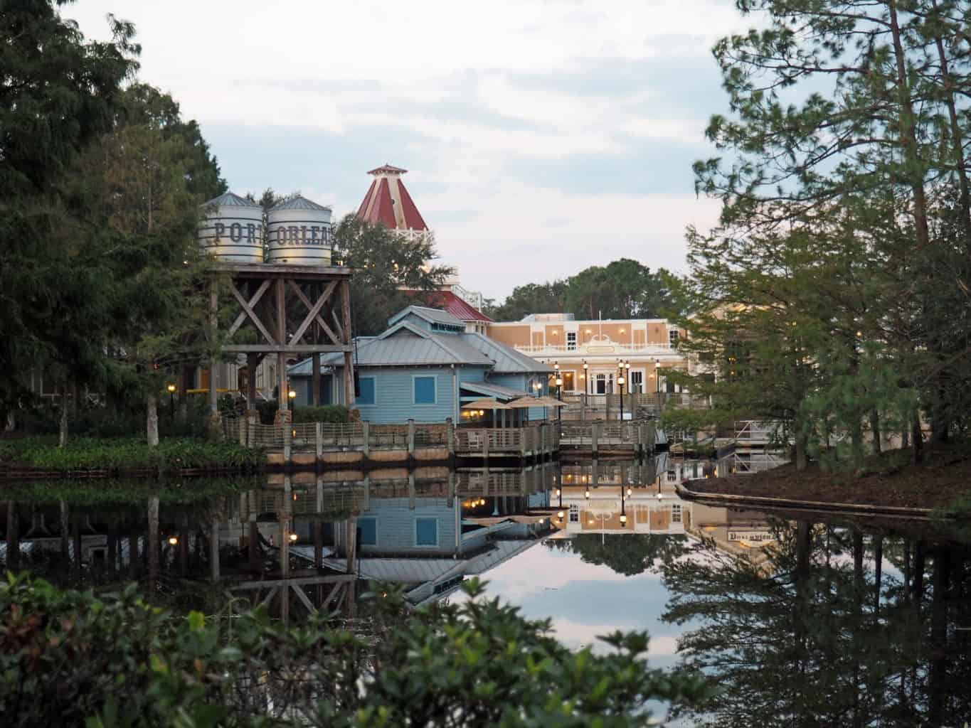 Port Orleans Riverside: A Disney Resort Review