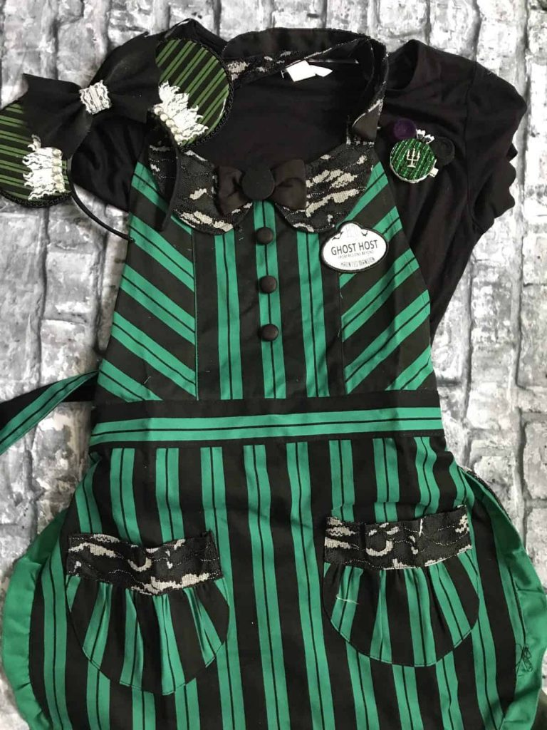 haunted mansion costume disney world halloween party
