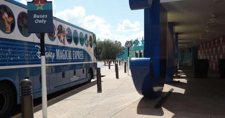 Disney's Magical Express A Quick Guide