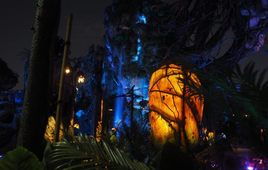 Pandora, World of Avatar: 5 Reasons You Should Visit Pandora at Night