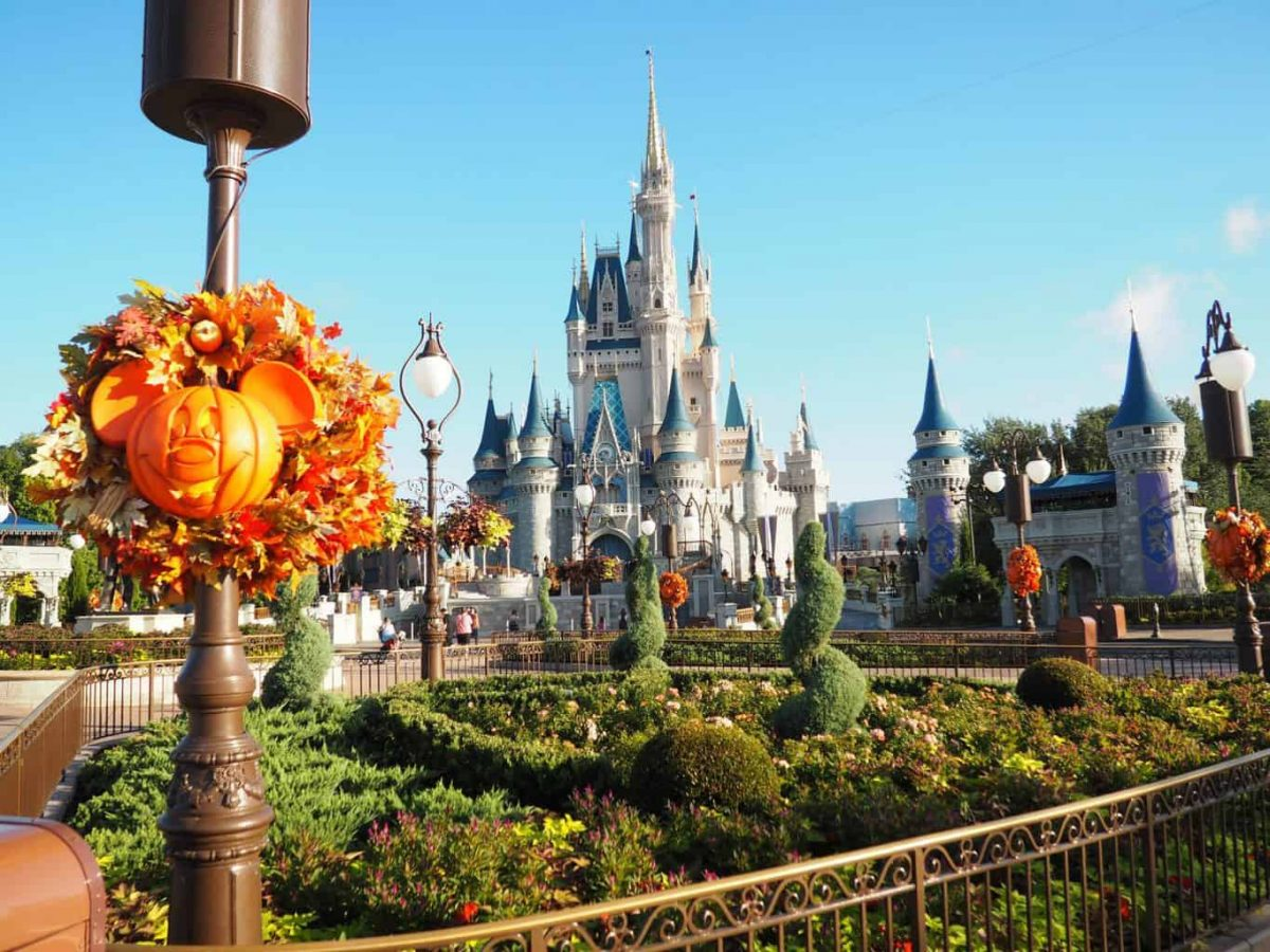 5 Reasons to Visit Walt Disney World in the Fall