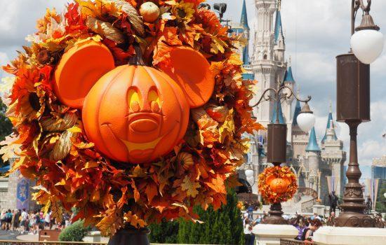 Visiting Walt Disney World in the Fall