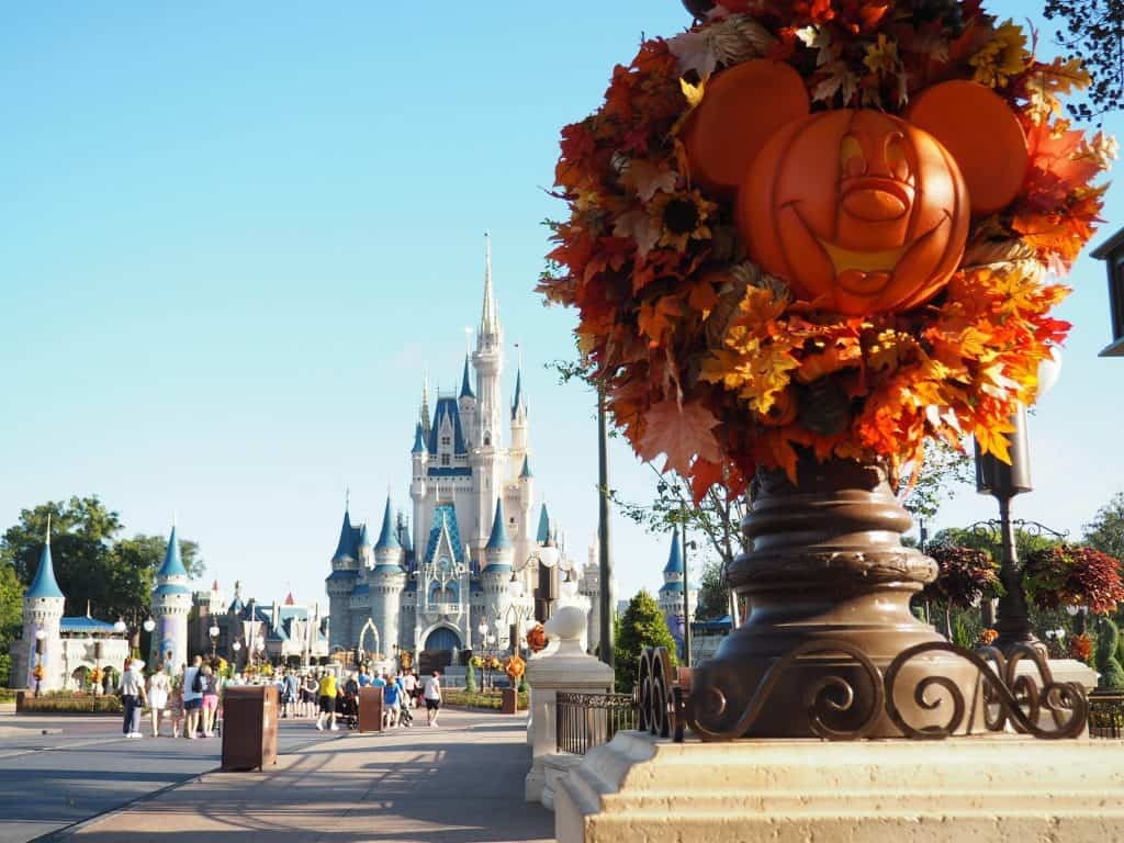 Disney Fall 2020 Disney World