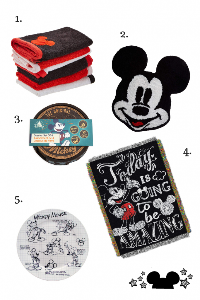 disney gifts for the home