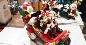Christmas Decor to add a little Disney to your home for the holidays
