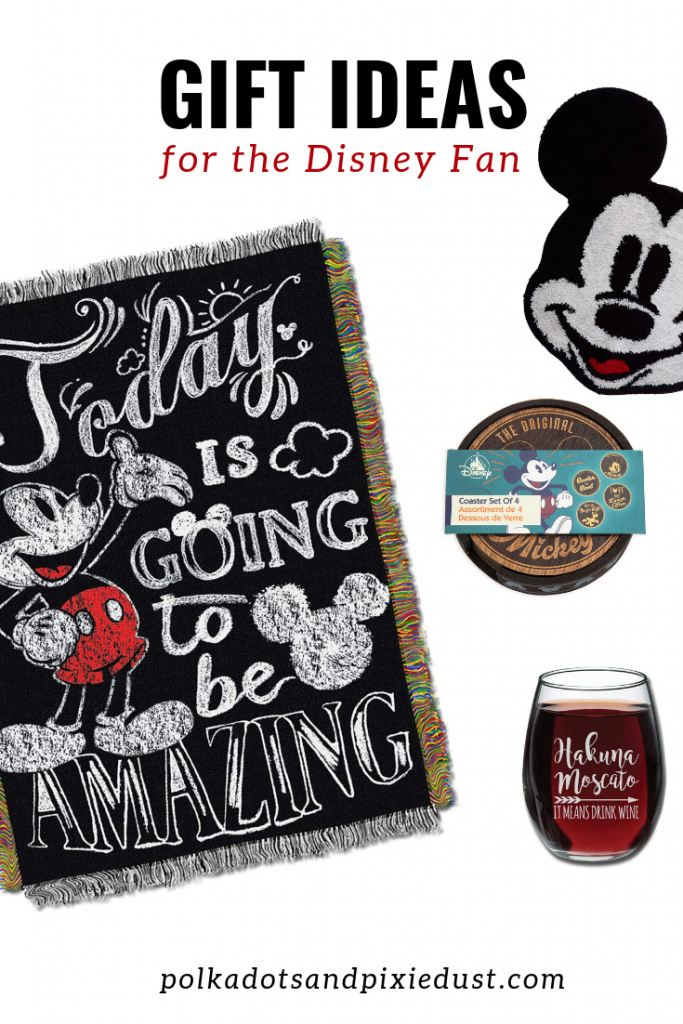 Gifts for Disney Fans #disneyshopping #disneygifts #disneydecor #polkadotpixies