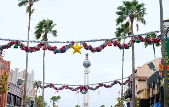 Why You Need to Visit Hollywood Studios this Holiday Season