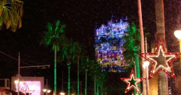 Holidays at Walt Disney World Festive Free Fun