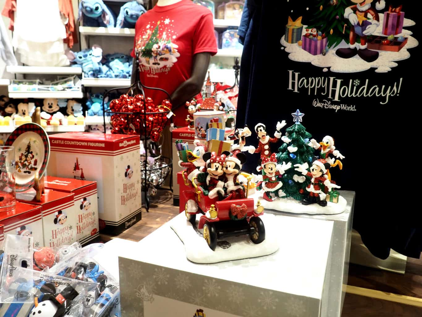disney holiday christmas decorations