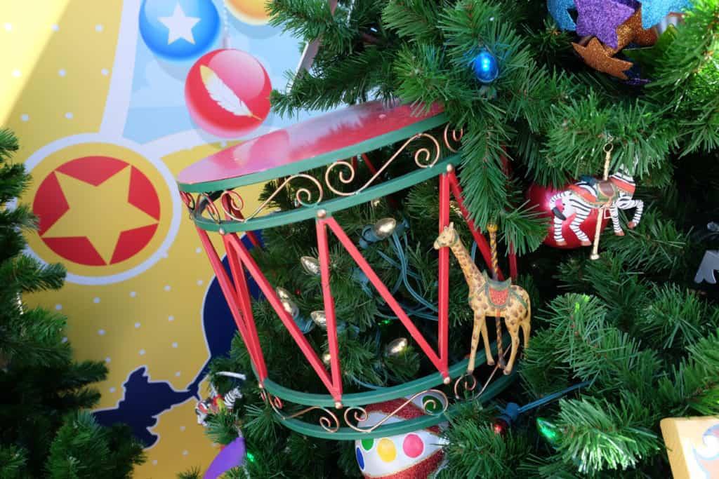 Disney Springs Christmas 2020